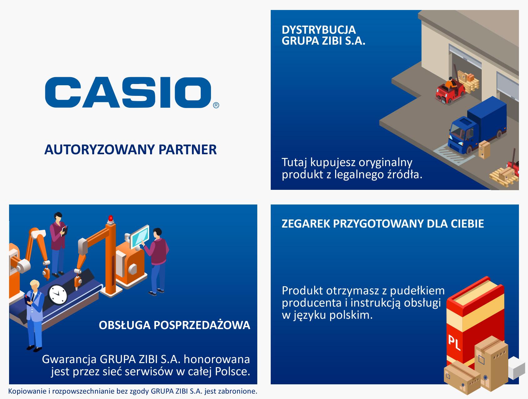 Zegarek damski Casio Classic LTP 2069L 7A2